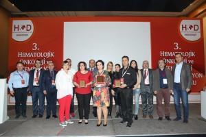 Hematolojik Onkoloji Derneği Öykü Ödülleri Kıbrıs Elexus Hotel'de verildi. 'Hatice'nin Canı' isimli öyküm 3. oldu