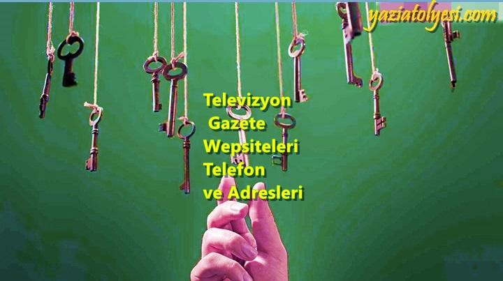televizyon-gazete-wepsiteleri-telefon-ve-adresleri-yazi-atolyesi