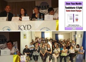 Gezeteci Yazarlar KYD- Dursaliye şahan - ve Mardin - Antakya' - (3)